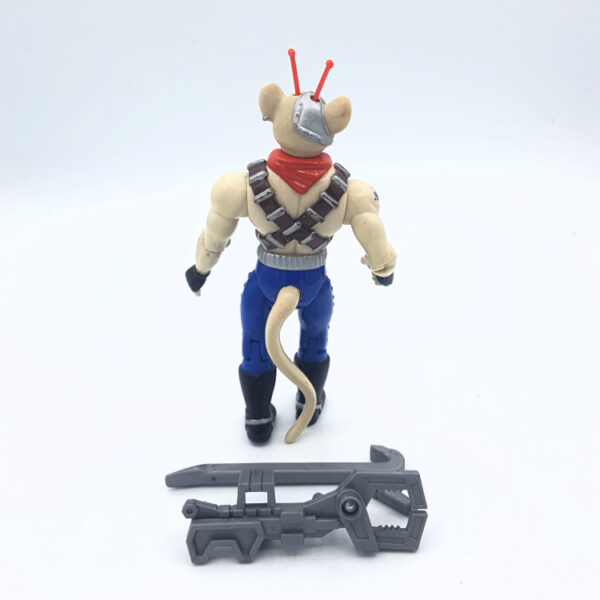 Vinnie - Actionfigur aus 1993 von Galoob / Biker Mice from Mars hinten