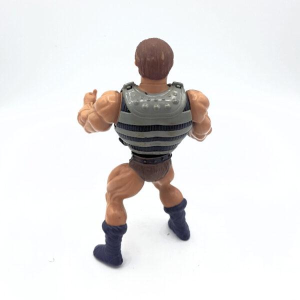 Fisto - Action Figur aus 1984 / Masters of the Universe hinten