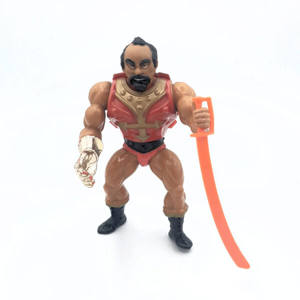 Jitsu – Actionfigur aus 1984 France/ Masters of the Universe (#3)