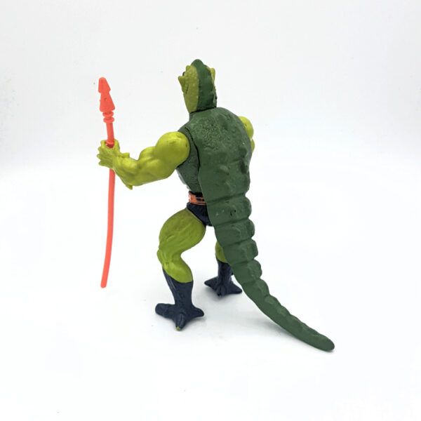 Whiplash – Actionfigur aus 1984 / Masters of the Universe hinten