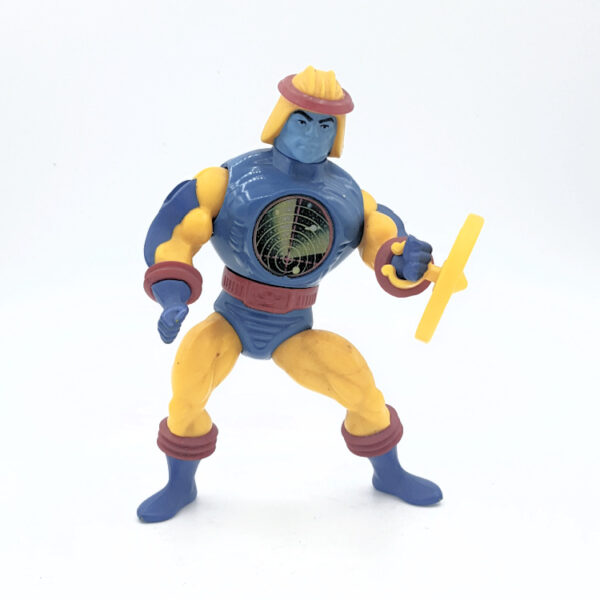 Sy-Klone - Action Figur aus 1984 / Masters of the Universe (#6)