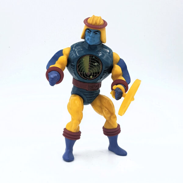 Sy-Klone - Action Figur aus 1984 / Masters of the Universe (#5)