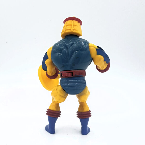 Sy-Klone - Action Figur aus 1984 / Masters of the Universe (#5) hinten