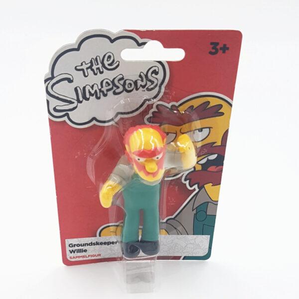 The Simpsons Hausmeister Willie Sammelfigur - Winning Moves