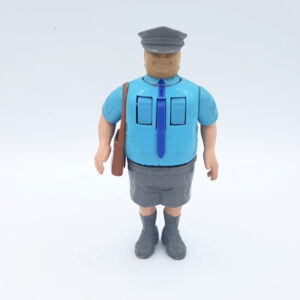 Mail Man Fraud Ghost – Action Figur aus 1988 / The Real Ghostbusters