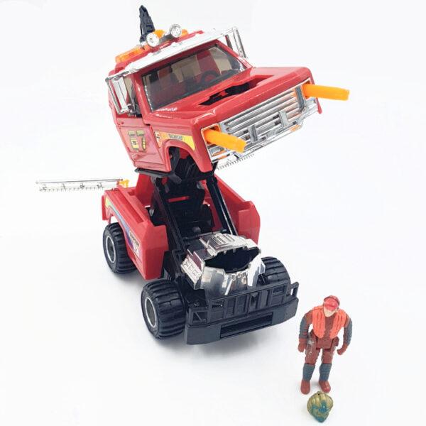 Wildcat mit Figur aus 1987 von Kenner Toys / M.A.S.K. (#2) action