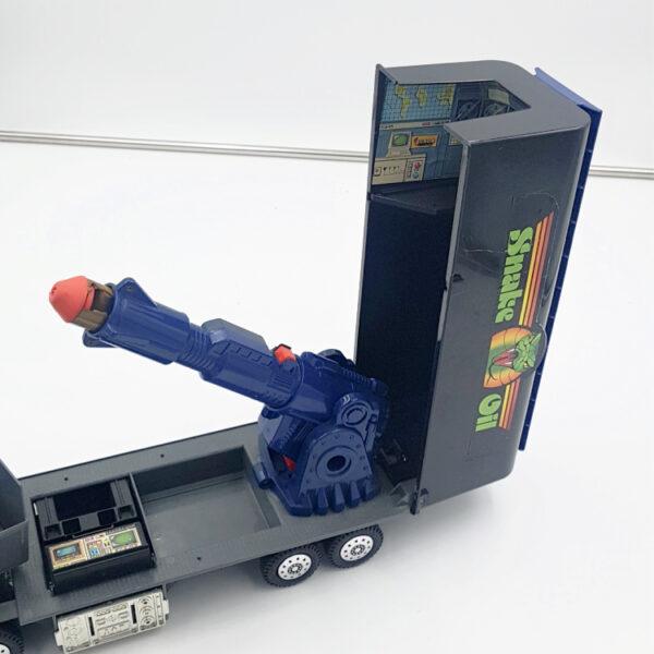 Outlaw mit Figur aus 1986 von Kenner Toys / M.A.S.K. Kanone