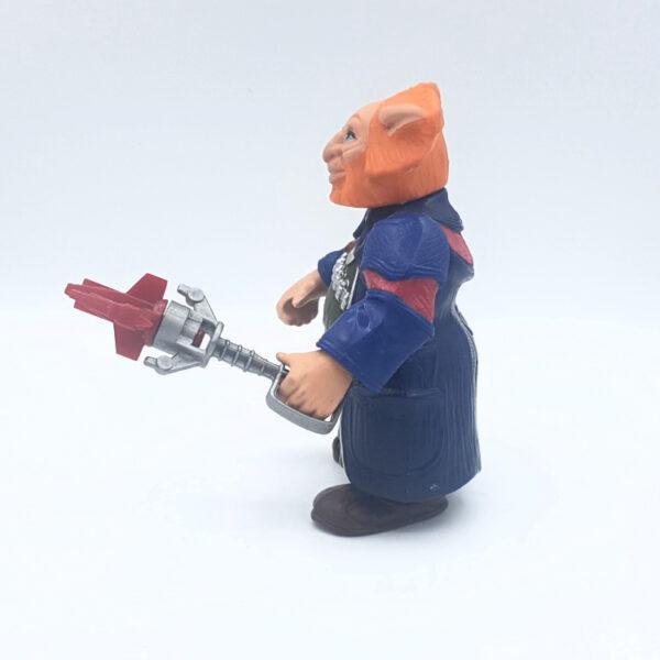 Gwildor – Actionfigur aus 1987 / Masters of the Universe (#2) seitlich