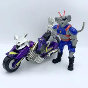 Modo & Modo's Mondo Chopper - Actionfigur aus 1993/94 von Galoob / Biker Mice from Mars