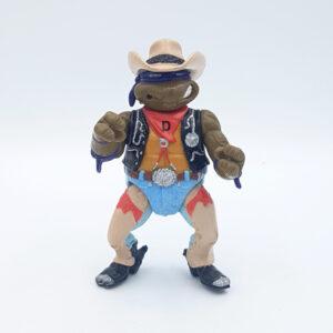 Donatello Crazy Cowboy Don - Action Figur aus 1992 / Teenage Mutant Ninja Turtles