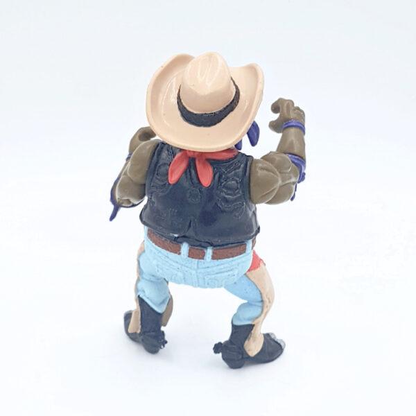 Donatello Crazy Cowboy - Action Figur aus 1992 / Teenage Mutant Ninja Turtles