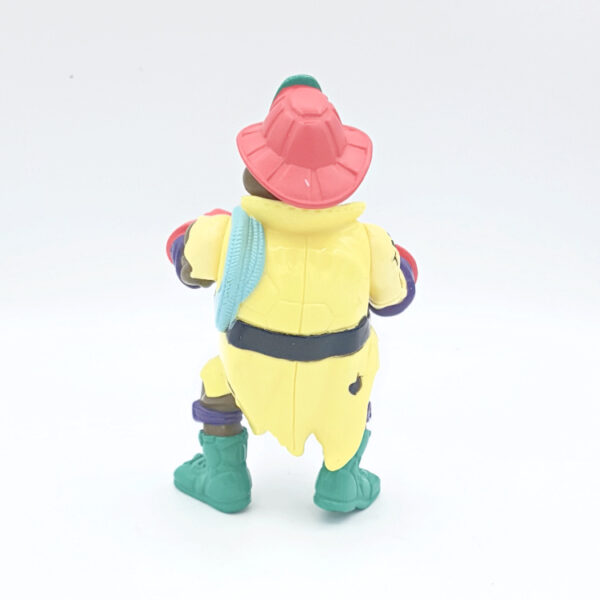 Donatello Firefighter - Actionfigur aus 1991 / Teenage Mutant Ninja Turtles