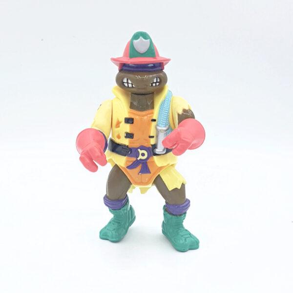 Donatello Hose 'em Down Don - Firefighter Actionfigur aus 1991 / Teenage Mutant Ninja Turtles