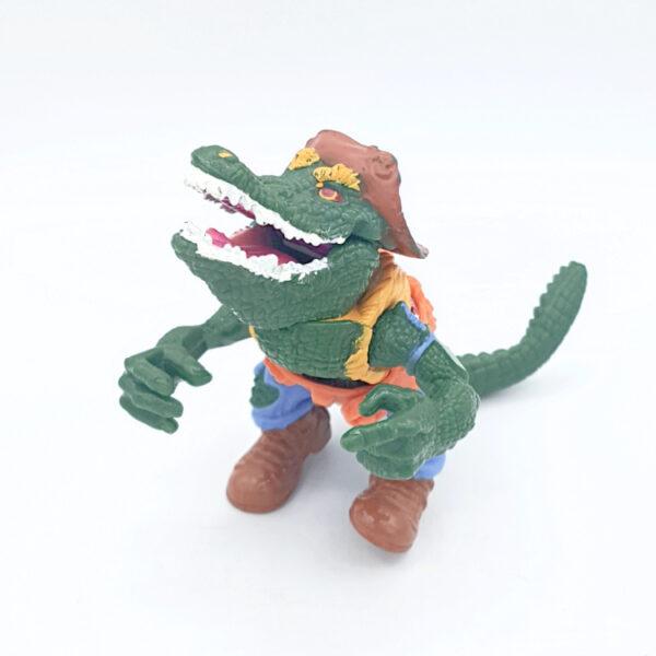 Leatherhead - Action Figur aus 1989 / Teenage Mutant Ninja Turtles #2