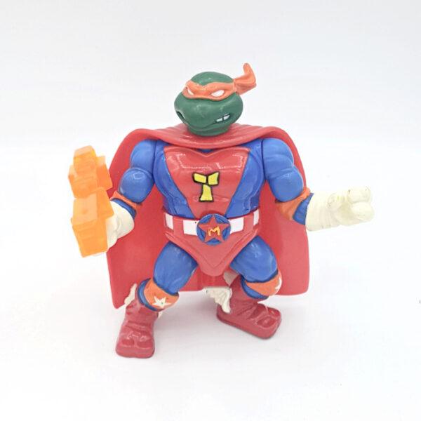 Super Mike - Action Figur aus 1993 / Teenage Mutant Ninja Turtles