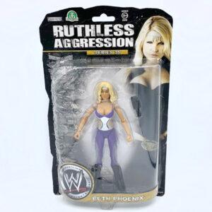 Beth Phoenix - Actionfigur aus 2008 von Jakks / WWE Ruthless Aggression