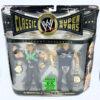 Shawn Michaels / Triple H - D Generation X Limited Edition - Actionfiguren aus 2006 von Jakks / WWE Classic Superstars