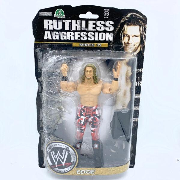 Edge - Actionfigur aus 2008 von Jakks / WWE Ruthless Aggression