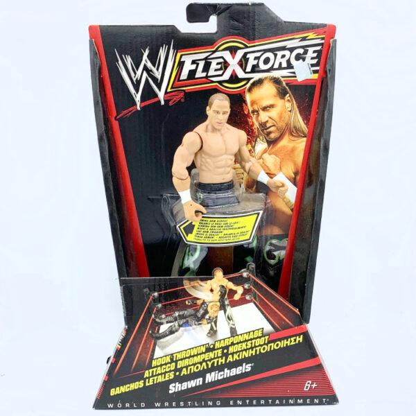 Shawn Michaels - Actionfigur aus 2010 von Mattel / WWE Flex Force