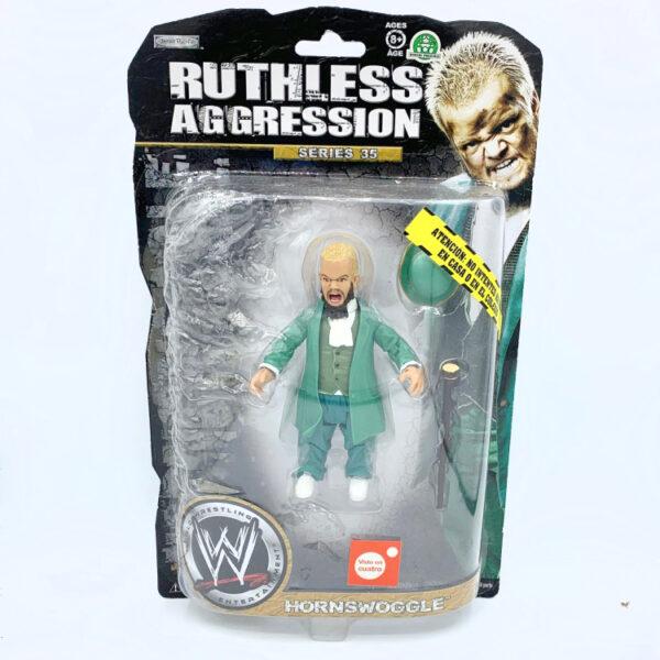 Hornswoggle - Actionfigur aus 2008 von Jakks / WWE Ruthless Aggression