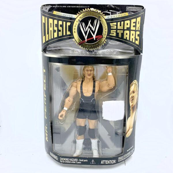 Mr. Perfect - Actionfigur aus 2006 von Jakks / WWE Classic Superstars