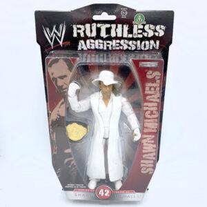 Shawn Michaels - Actionfigur aus 2009 von Jakks / WWE Ruthless Aggression