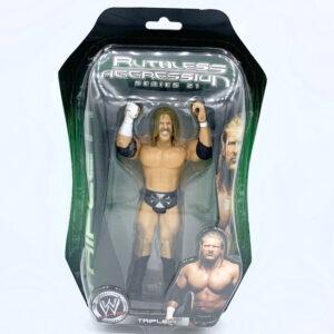 Triple H - Actionfigur aus 2006 von Jakks / WWE Ruthless Aggression