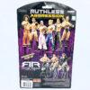 Shawn Michaels - Actionfigur aus 2006 von Jakks / WWE Ruthless Aggression hinten