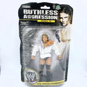 The Brian Kendrick - Actionfigur aus 2009 von Jakks / WWE Ruthless Aggression