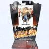 Triple H - Actionfigur aus 2010 von Mattel / WWE Royal Rumble hinten