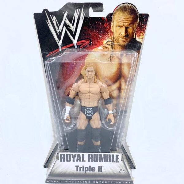Triple H - Actionfigur aus 2010 von Mattel / WWE Royal Rumble