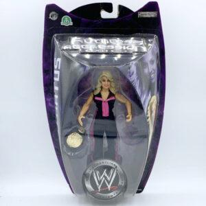 Trish Stratus - Actionfigur aus 2005 von Jakks / WWE Ruthless Aggression