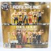 Shawn Michaels / Trish Stratus - Actionfiguren aus 2006 von Jakks / WWE Adrenaline hinten