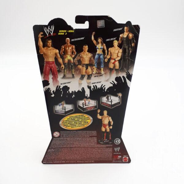 Chris Jericho - Actionfigur von Mattel / WWE