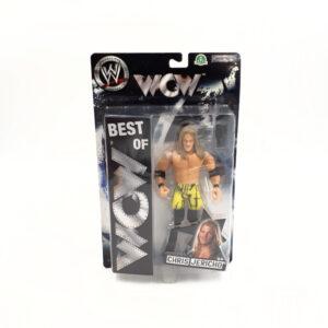 Chris Jericho - Actionfigur von Jakks Best of WCW