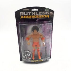 Carlito - Actionfigur von Jakks Series 25 / WWE Ruthless Aggression