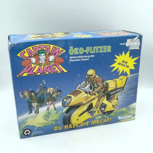 Captain Planet Öko-Flitzer - Action Set aus 1991 / Captain Planet